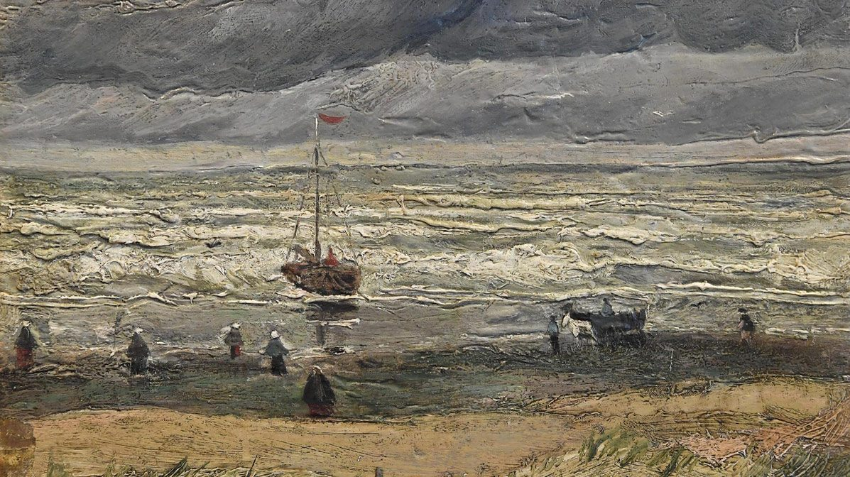 Stolen Van Gogh Art Returned