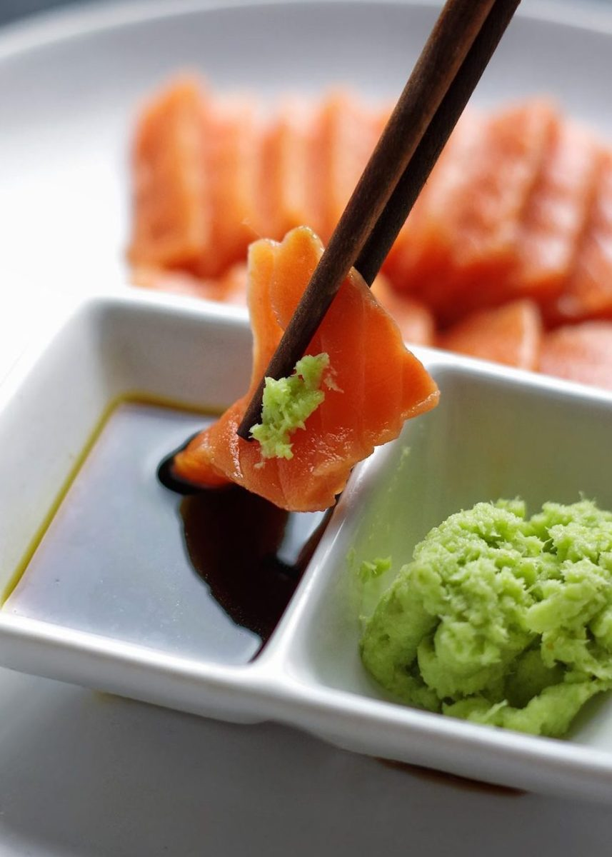 What Real Wasabi Looks and Tastes Like