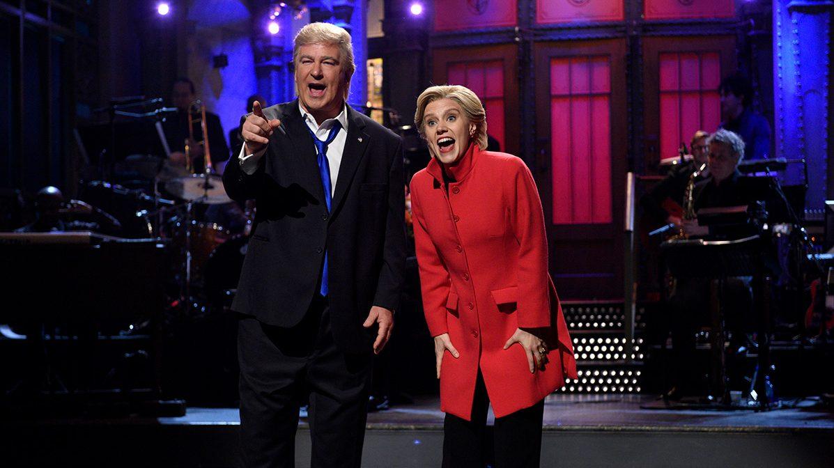Final Trump-Clinton Skit on SNL
