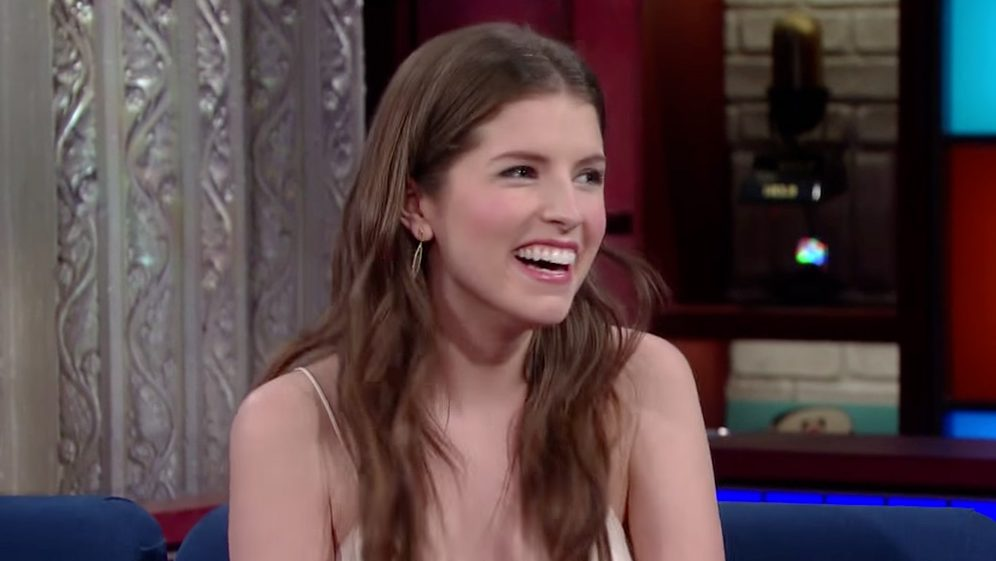 Anna Kendrick Discusses Her Post-Election Emotional State on 'Colbert'