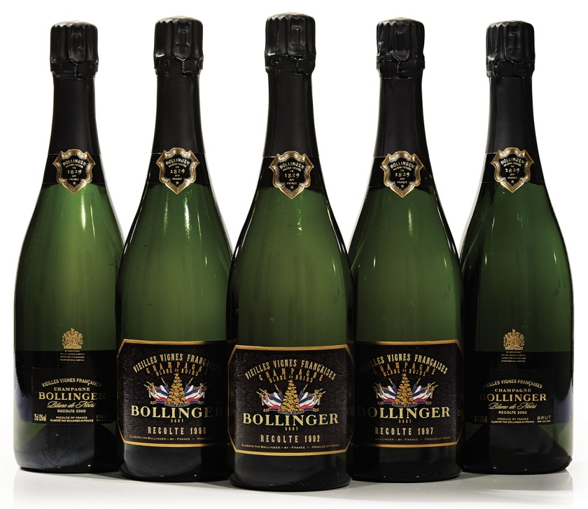 Sotheby's Bollinger Auction