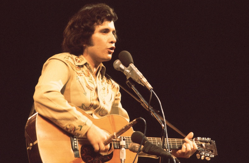 Don McLean performing in 1973 Chris Walter/WireImage)