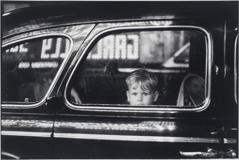 Pittsburgh, Pennsylvania, 1950 (Elliot Erwitt/Aperture Foundation)