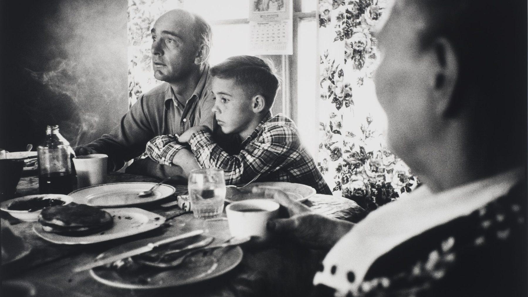 Douglas, Wyoming, 1954 (Elliot Erwitt/Aperture Foundation)