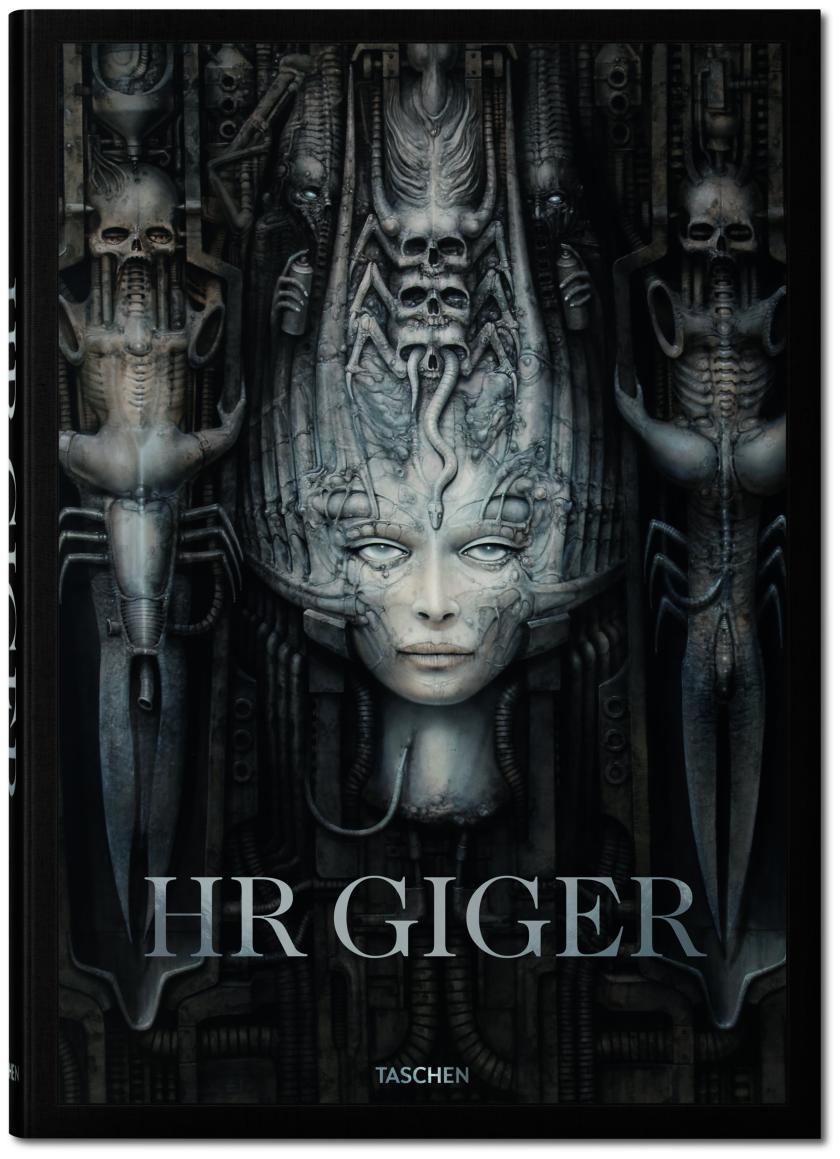 Cover of HR Giger (Taschen)