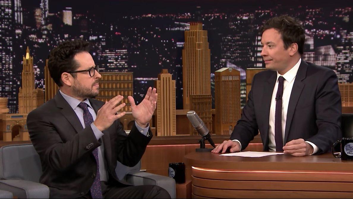 'Star Wars' Director J.J. Abrams Tells Jimmy Fallon About His Biggest Improv Embarrassment