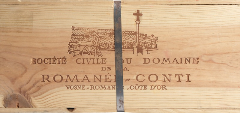 Rare Wines Auction