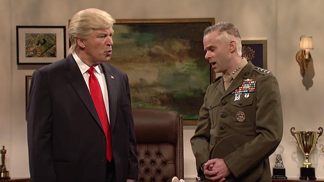 Alec Baldwin Returns as President-Elect Trump on 'Saturday Night Live'
