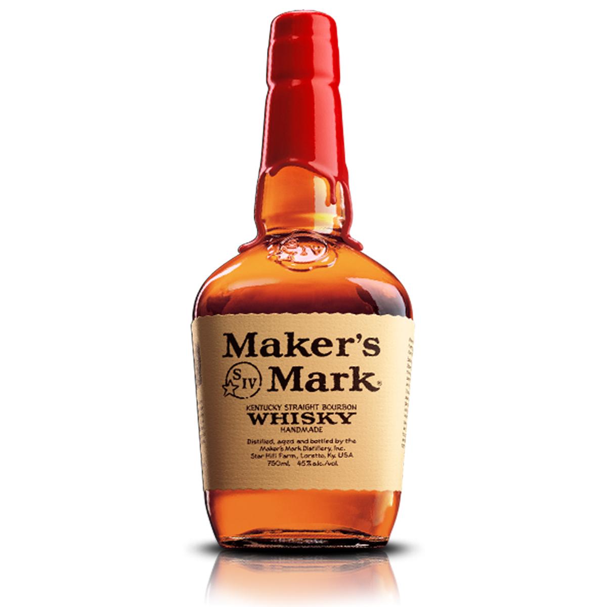 (Maker's Mark)