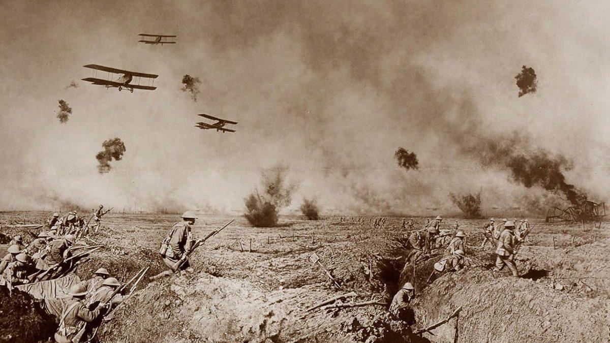 Frank Hurley's Gripping World War One Photos - InsideHook