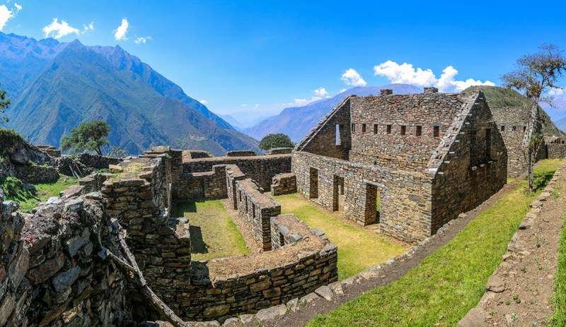 Choquequirao, Peru ( Getty Images)