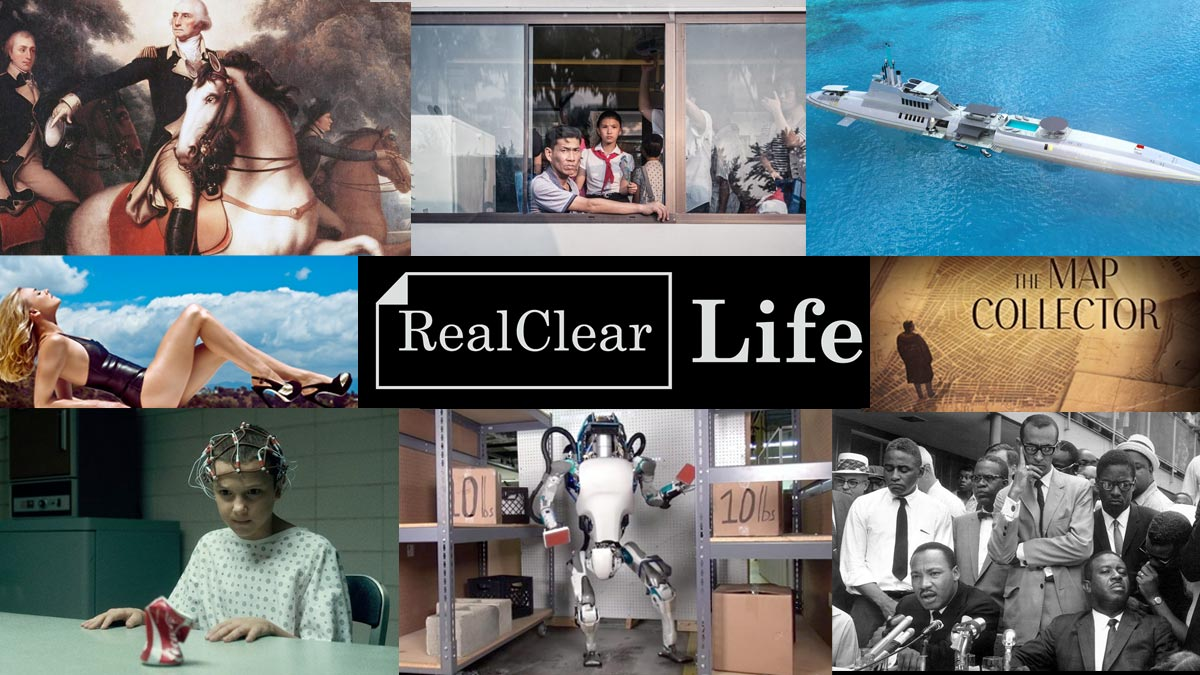 RealClearLife Surpasses 1 Million Users