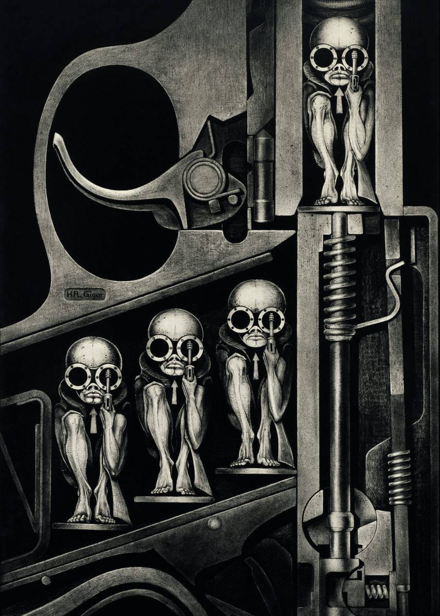 Exploring The Art Of H R Giger The Inspiration Behind The