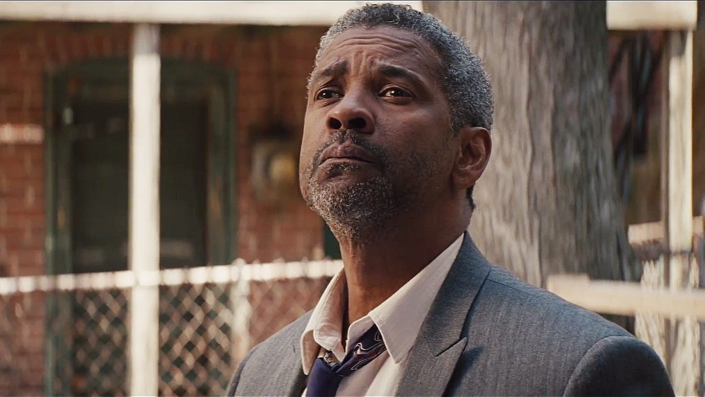 Watch the Trailer for the New Denzel Washington Film 'Fences'