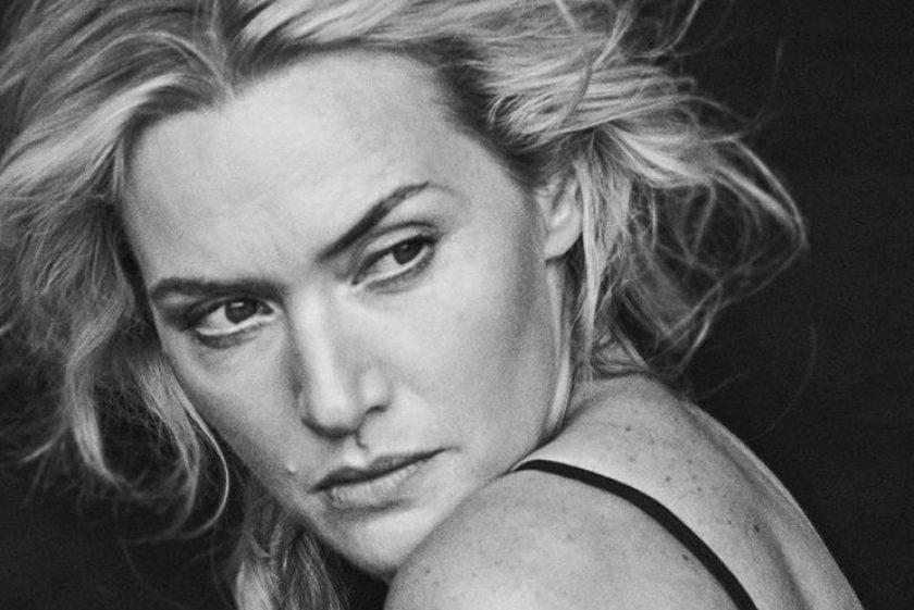 Kate Winslet (Peter Lindbergh/Courtesy Pirelli)