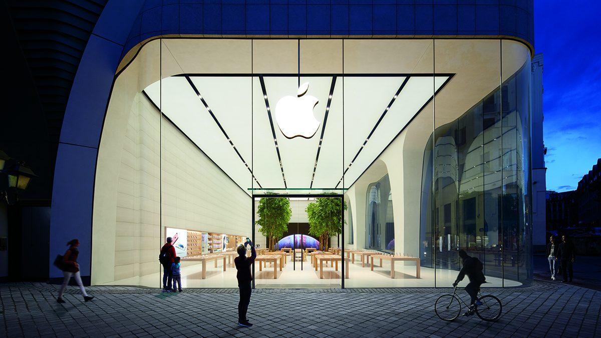 (Courtesy Apple)