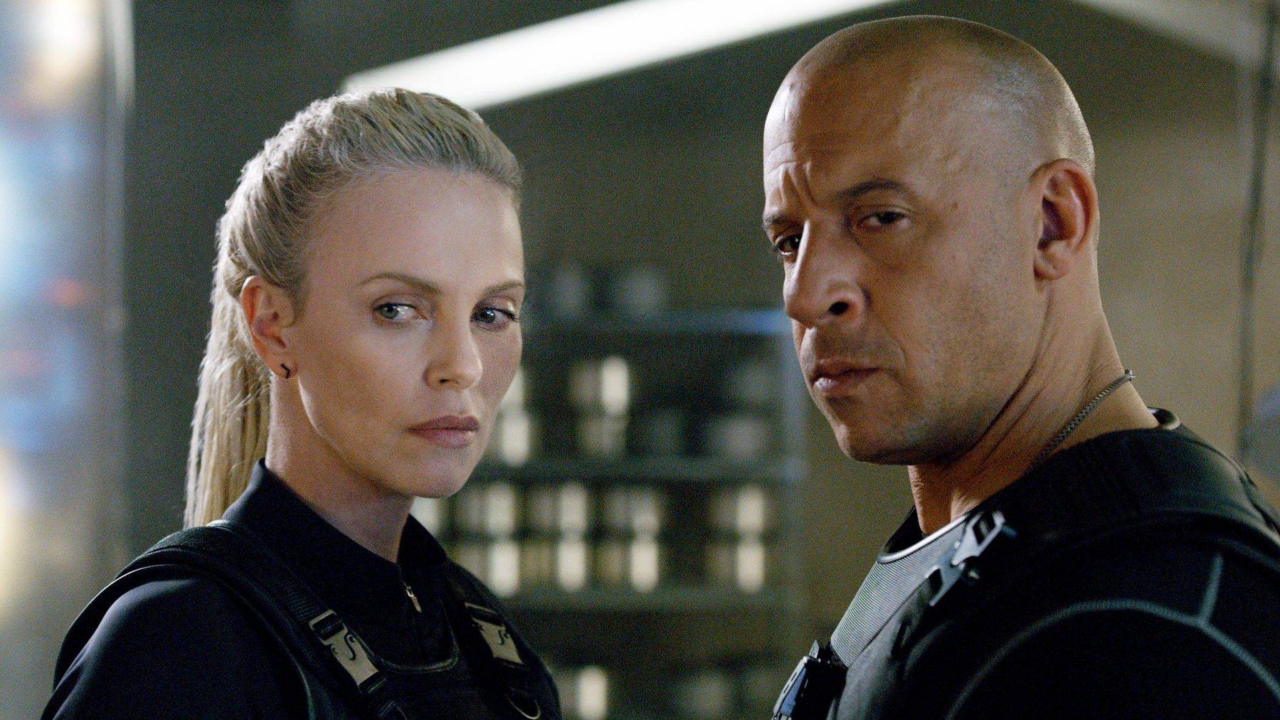First Trailer for the Latest 'Fast and Furious' Film Features Franchise Newcomer Charlize Theron