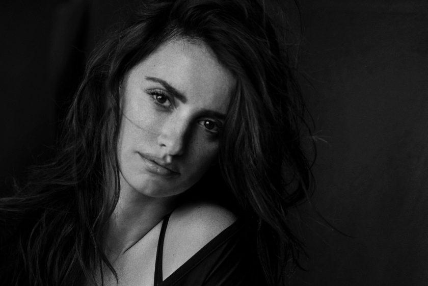 Penelope Cruz (Peter Lindbergh/Courtesy Pirelli)