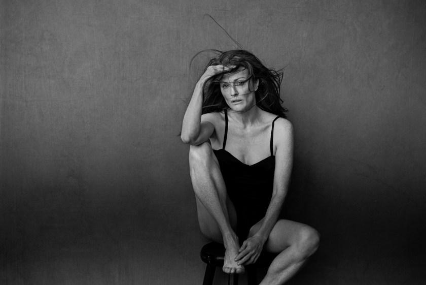Julianne Moore (Peter Lindbergh/Courtesy Pirelli)