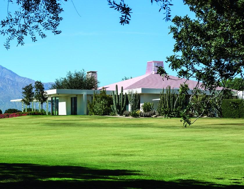 Palm Springs, CA: Sunnylands, Jones & Emmons, 1963. (Darren Bradley/Phaidon)