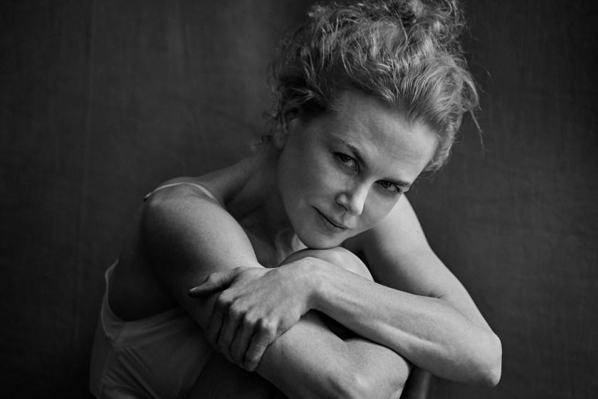 Nicole Kidman (Peter Lindbergh/Courtesy Pirelli)