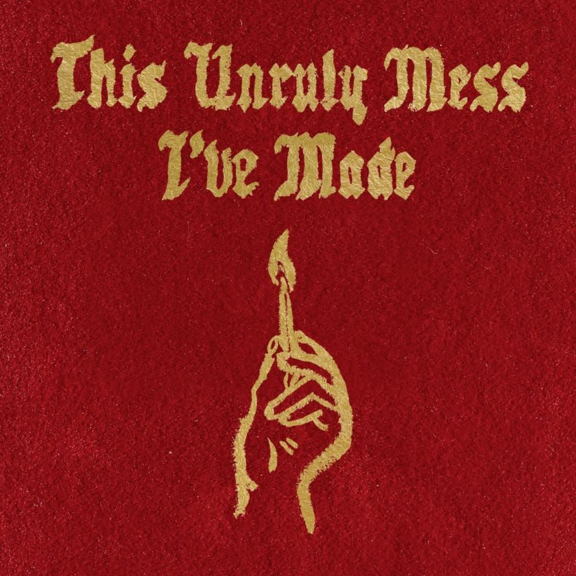 Cover art for the album (Macklemore LLC)