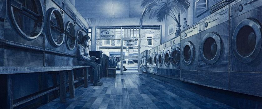 Ian Berry Denim Jeans Artist