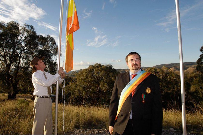 Atlantium, a Sovereign Nation Within Australia