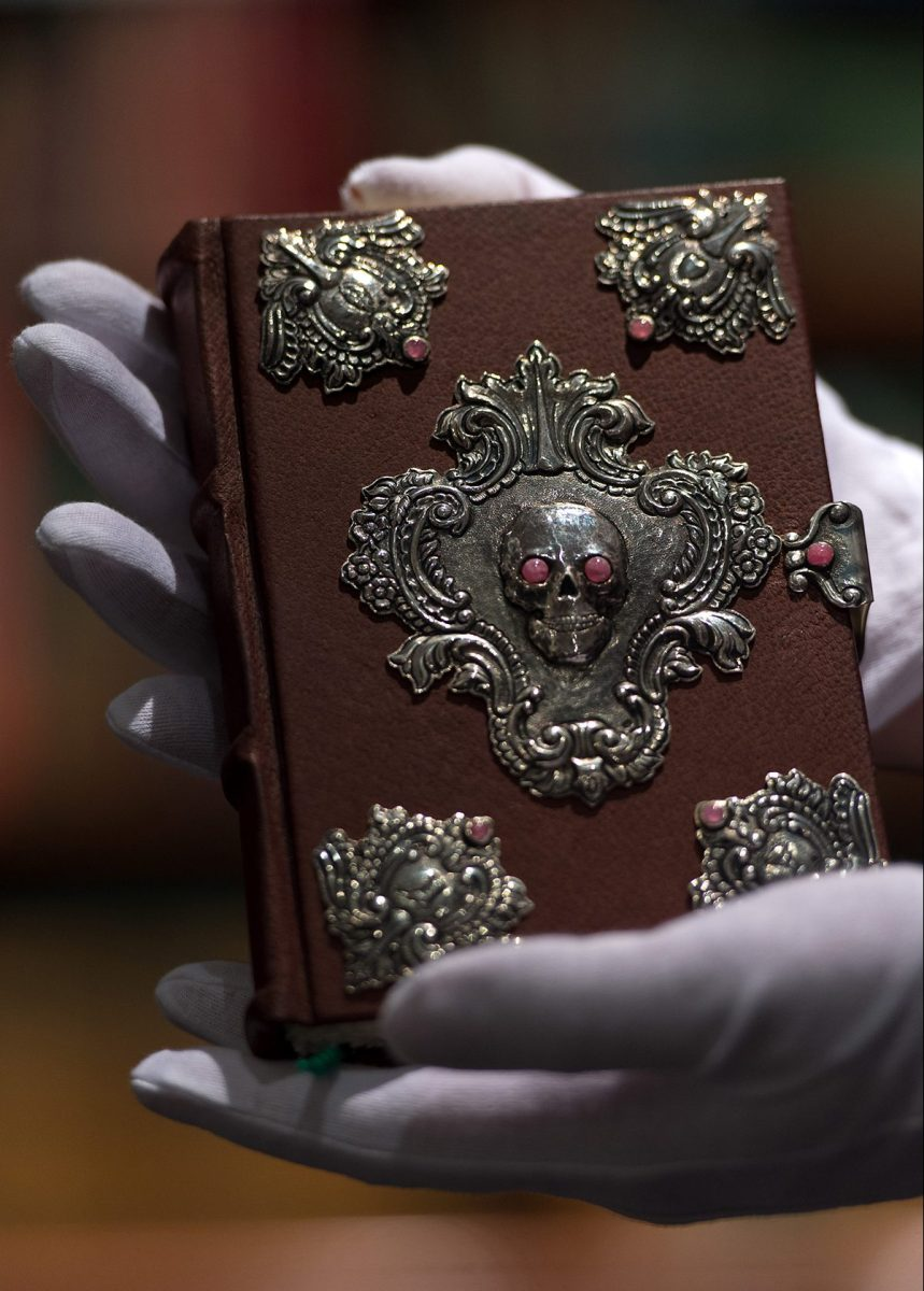 Rare Harry Potter Book Set for Auction at Sotheby's