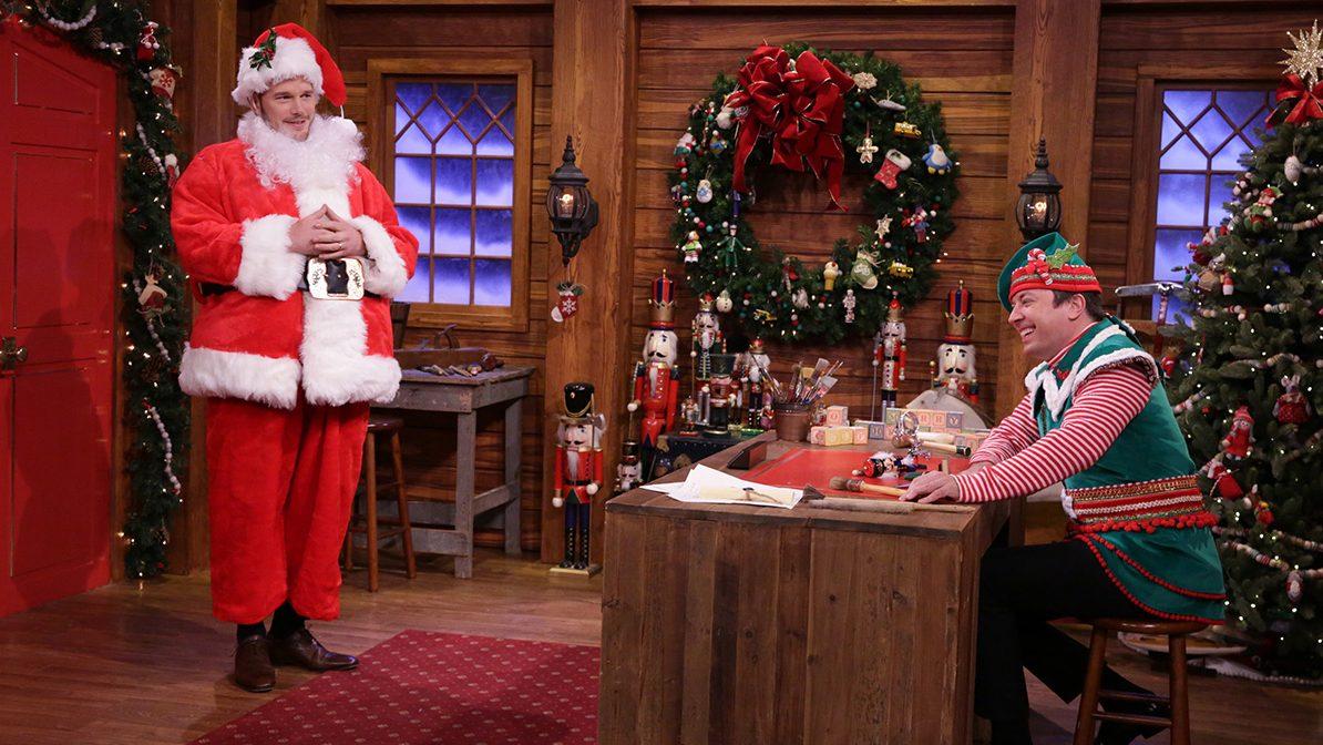 Chris Pratt on The Tonight Show Starring Jimmy Fallon