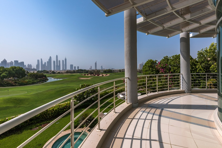 Emirates Hills Mansion
