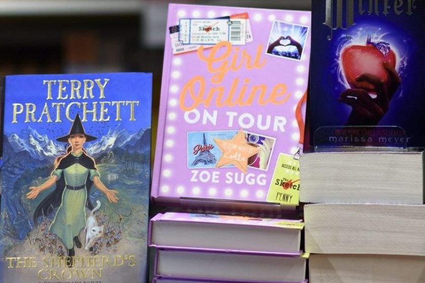 A general view of a collection of children's books on display in Foyles bookshop on December 3, 2015 in London, United Kingdom.(Pruchnie/Getty Images)