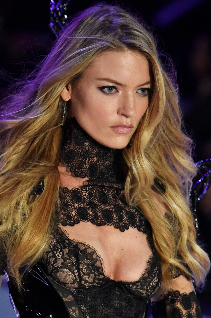 0351f354e2f A model walks the runway during the 2016 Victoria s Secret Fashion Show on November  30