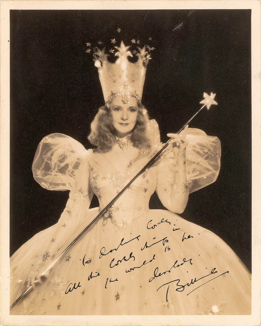 Hollywood Signed Photos Collection