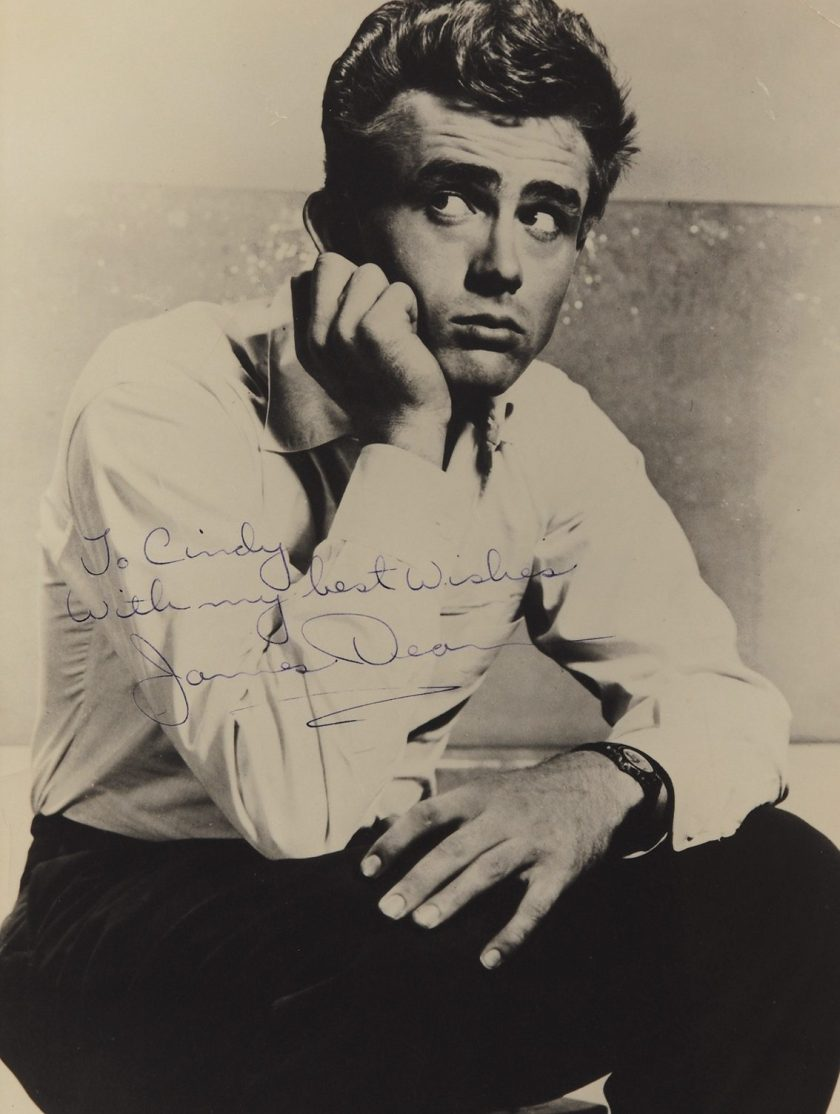 Hollywood Signed Photos Auction