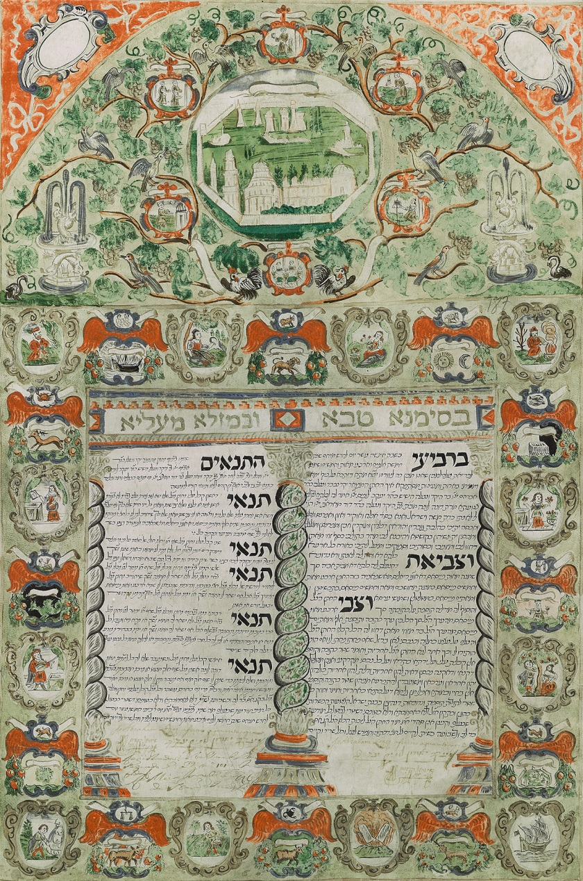 Important Judaica From Israeli Millionaire's Collection