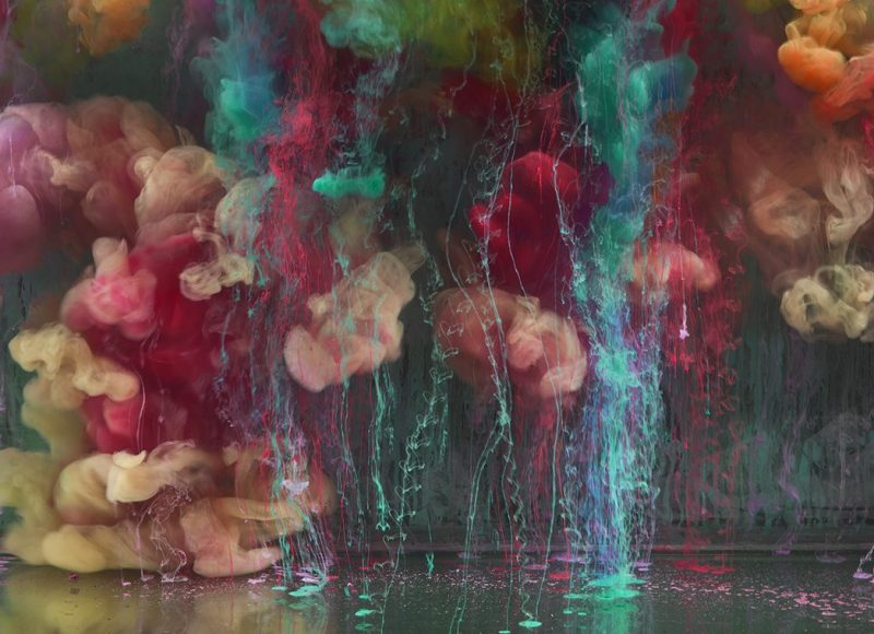 'Abstract 19014' (Courtesy of Kim Keever/Waterhouse and Dodd Gallery)