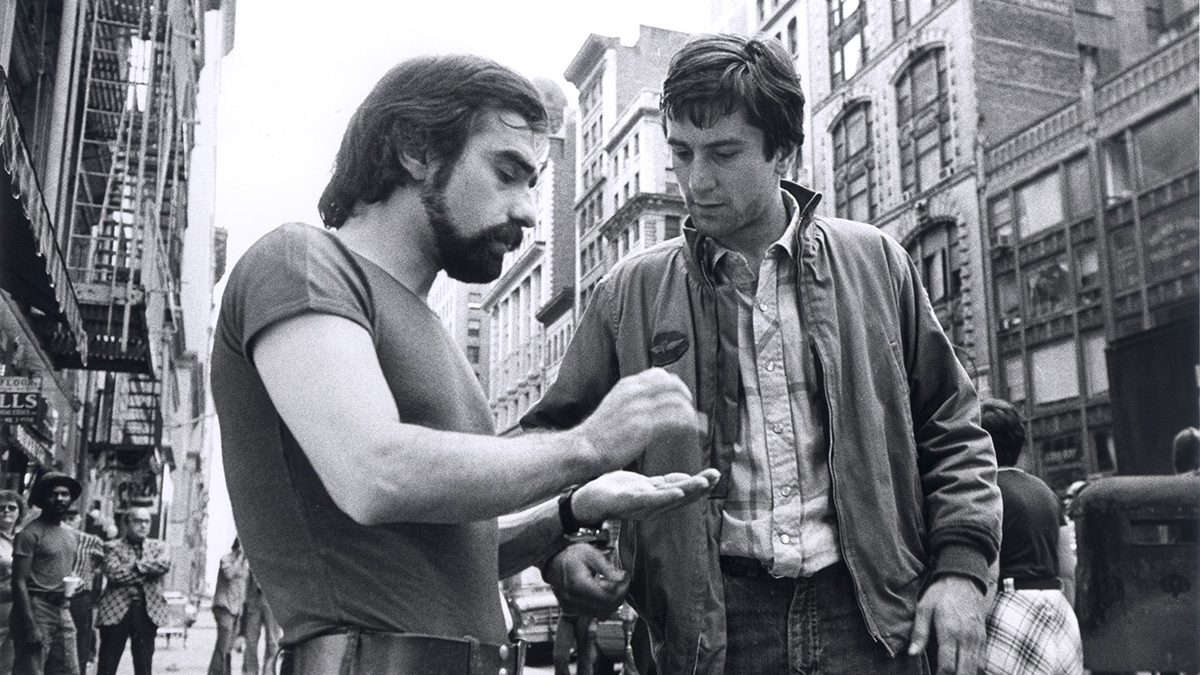Martin Scorsese Retrospective at the Museum of Moving Image