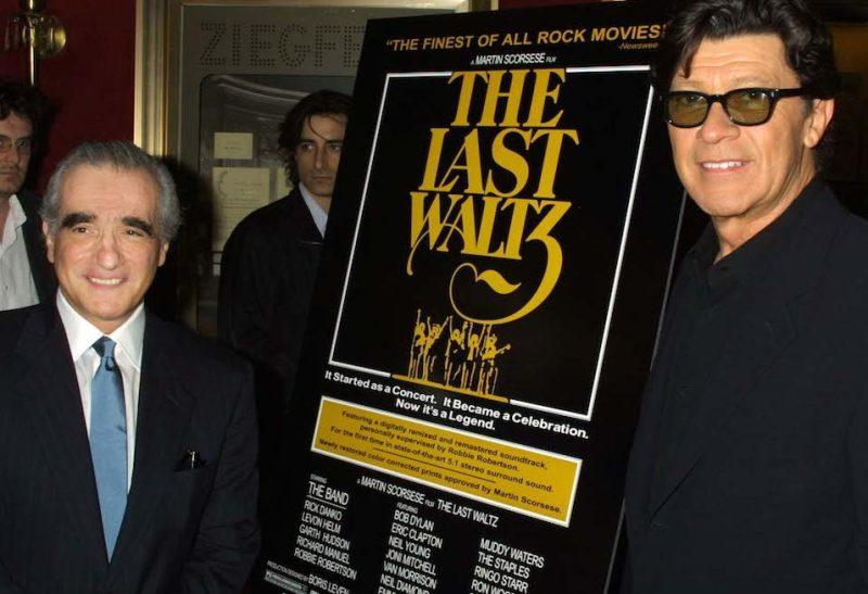 ผลการค้นหารูปภาพสำหรับ martin scorsese and the last waltz