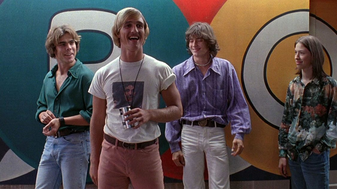 'Dazed and Confused' (Gramercy Pictures)