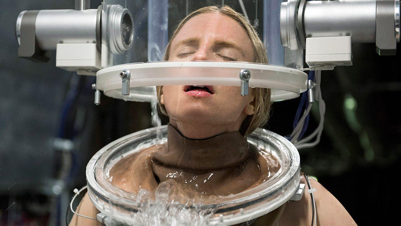 "Brit Marling stars as ""Prairie Johnson"" in 'The OA' (JoJo Whilden/Netflix)"