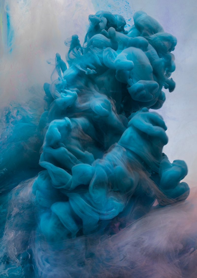 'Abstract 9996b' (Courtesy of Kim Keever/Waterhouse and Dodd Gallery)