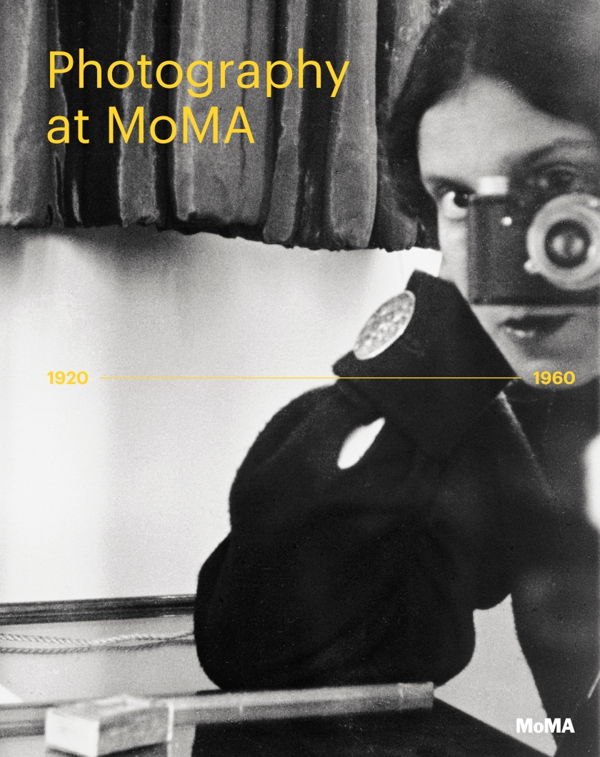 Cover of Photography at MoMA: 1920 to 1960 (The Museum of Modern Art)