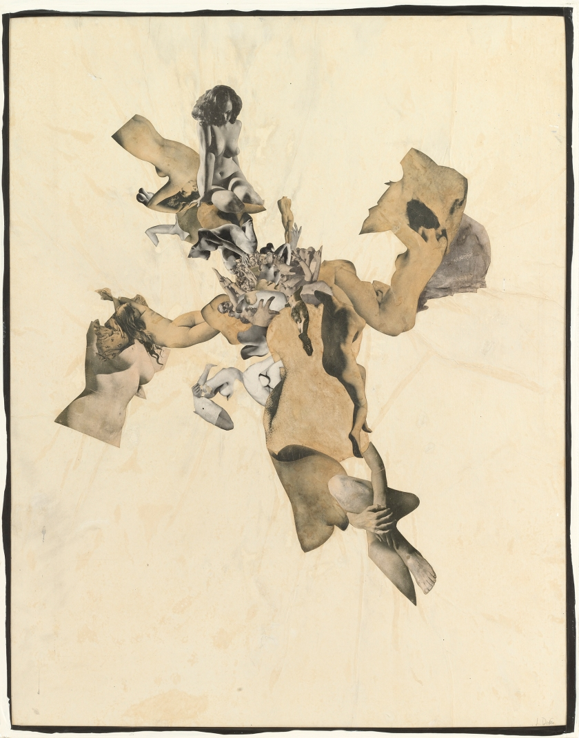 'Blossom.' 1933. (Jay DeFeo/The Museum of Modern Art)