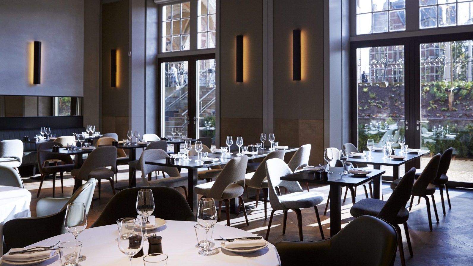 Five Premier Museum Restaurants and Cafés From Around the World