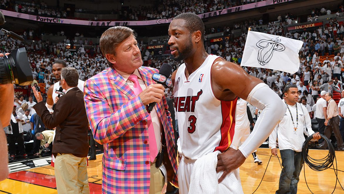 Craig Sager, You (and Your Suits) Will Be Missed