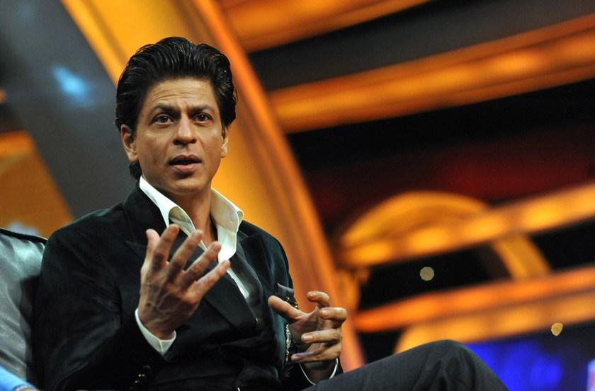 Shah Rukh Khan signs deal with Netflix.