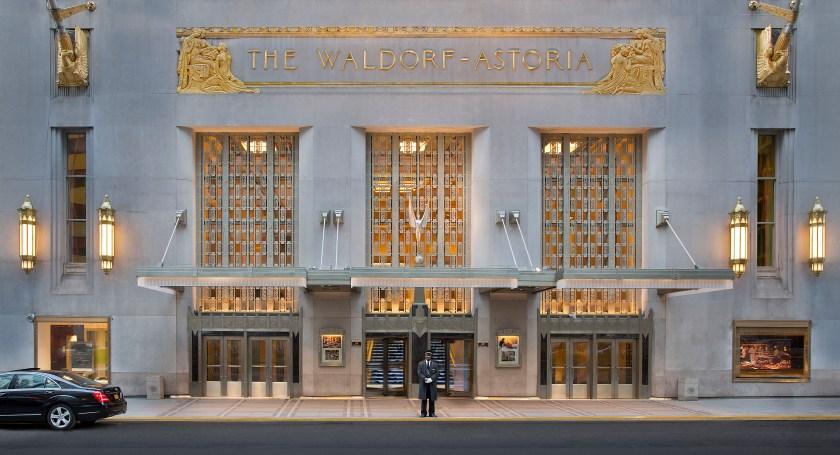 (Waldorf Astoria)