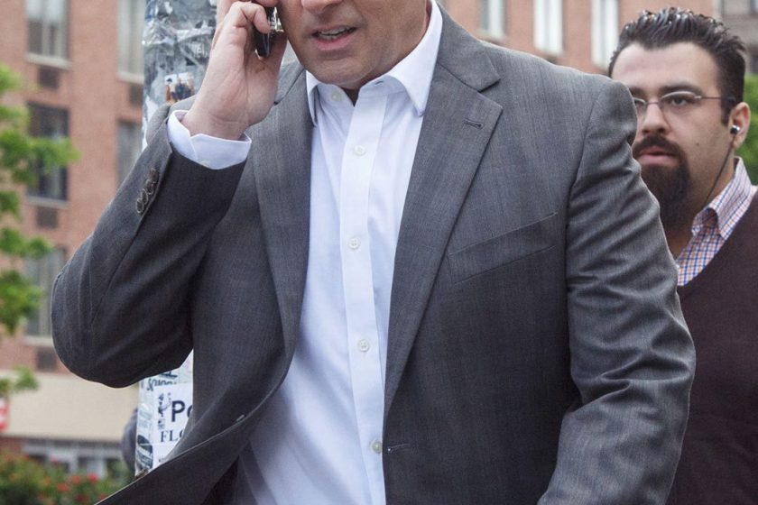 Steve Carell in 'The Big Short' (Courtesy Paramount Pictures)
