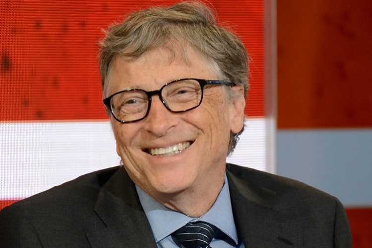 Bill Gates on Why He Guest-Edited An Issue of 'Time'